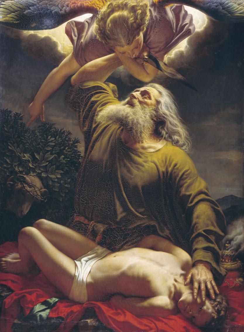 Abraham and Isaac 1 - 204.5KB