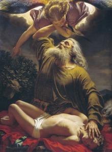 Abraham and Isaac 1