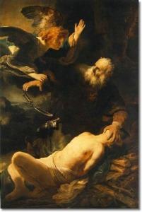 Abraham and Isaac 2