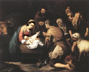Birth Of Jesus 1
