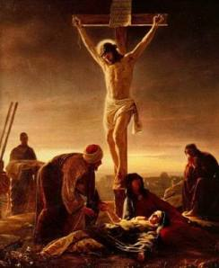 Crucifixtion 1