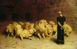 Daniel Lion's Den 1