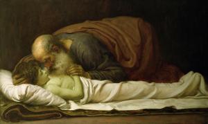 Elisha and Shunammite Son