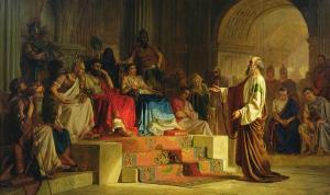 Paul Before Festus and Agrippa 1