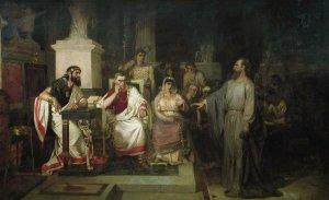 Paul Before Festus and Agrippa 2