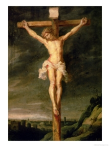 Rubens Christ on the Cross 2