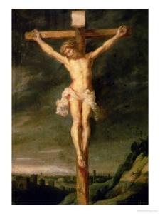 Rubens Christ on the Cross 2