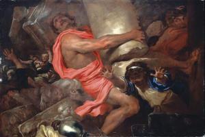 Samson and Pillars