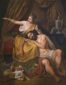 Samson Betrayed